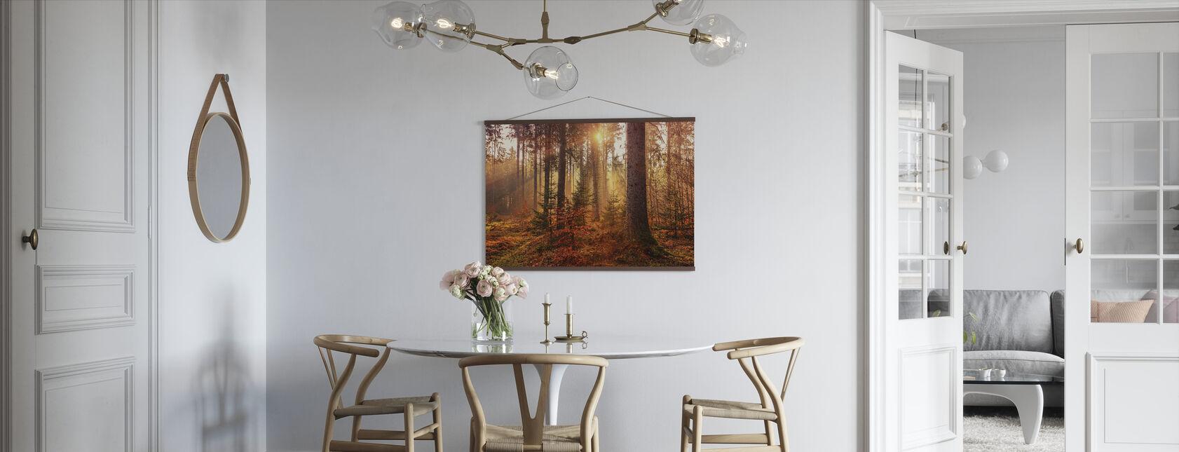 Herfst - Poster - Keuken