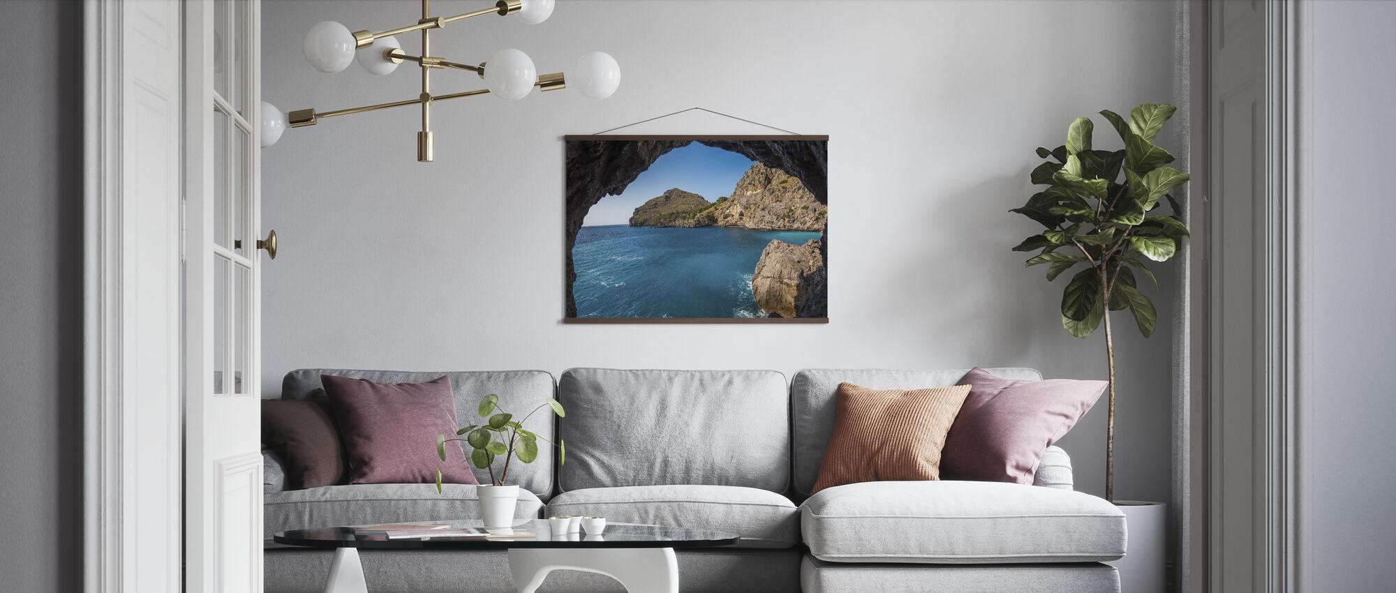 Strand Cliff - Plakat - Stue