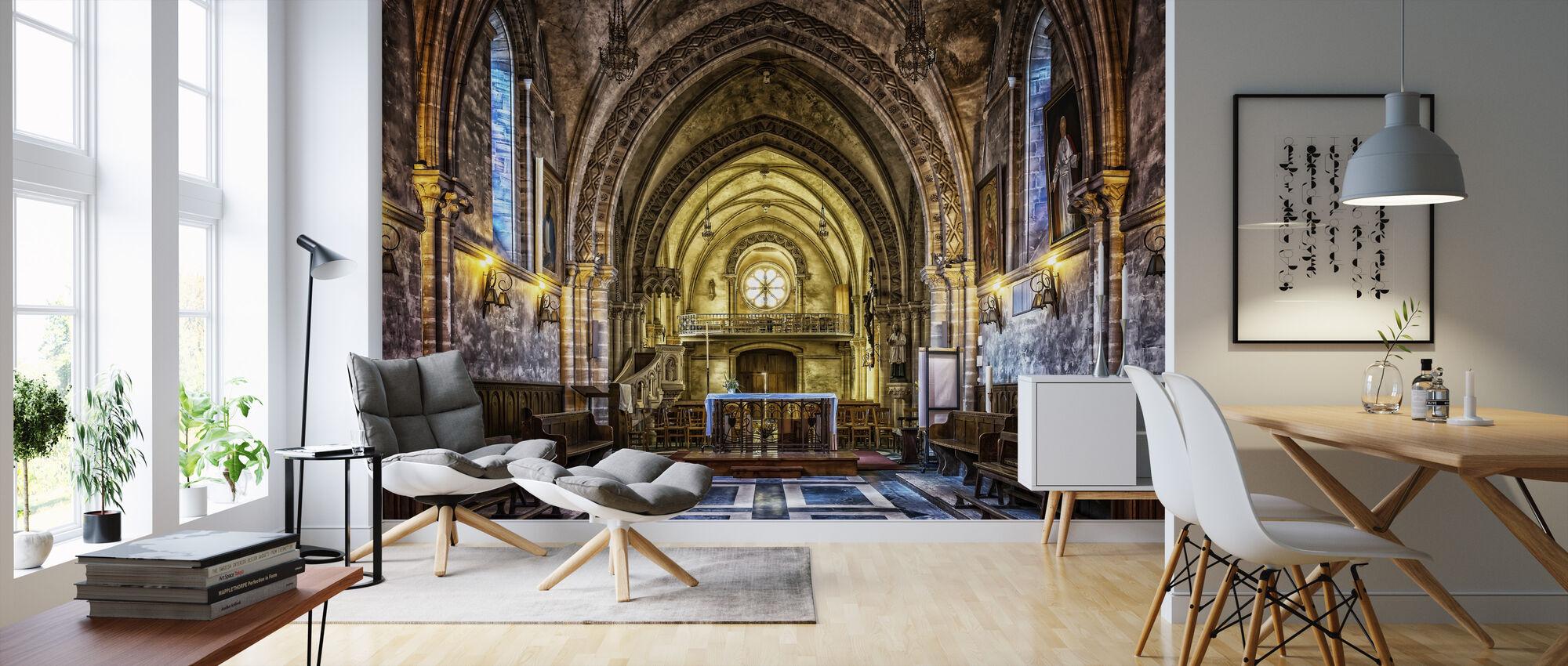 dom church fototapete nach ma photowall. Black Bedroom Furniture Sets. Home Design Ideas