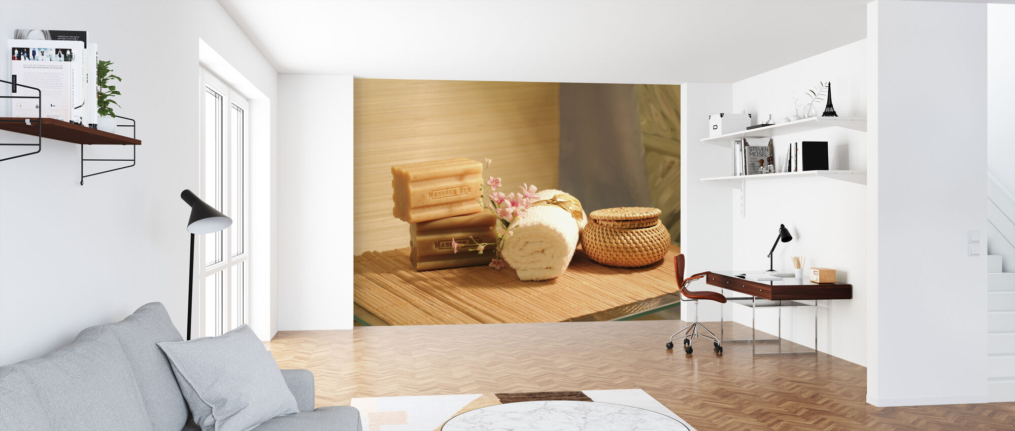 Massage Spa - Wallpaper - Office