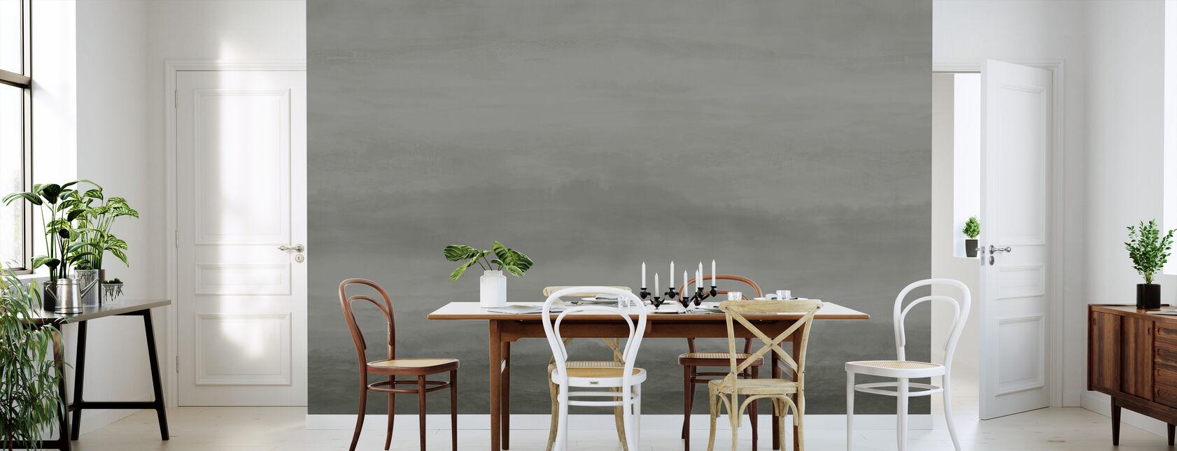 Vista - Nickel Green - Wallpaper - Kitchen