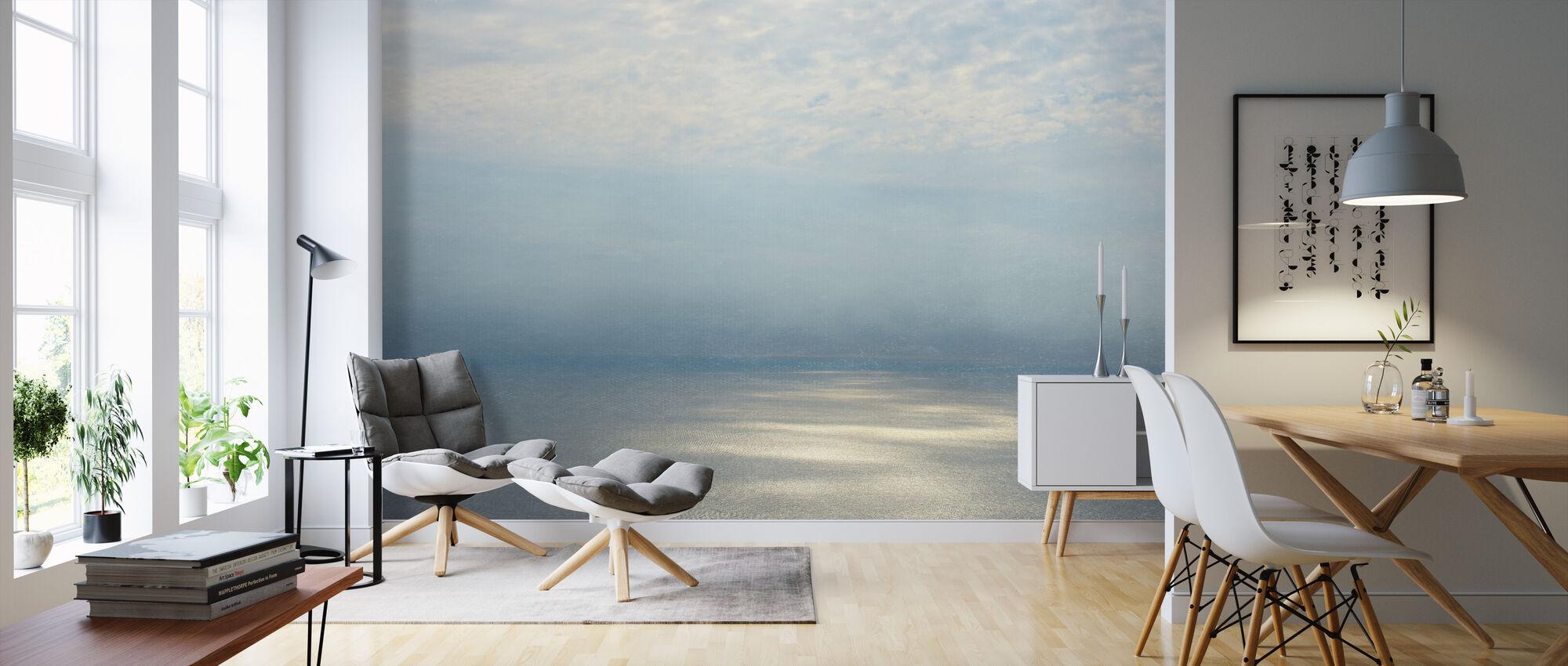 Smoke Horizon Filter - Wallpaper - Living Room