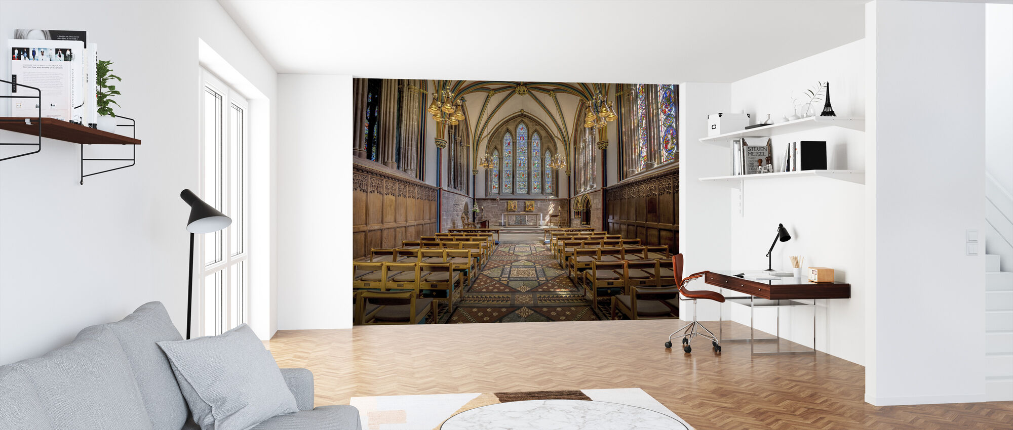 Lady Chapel - Wallpaper - Office