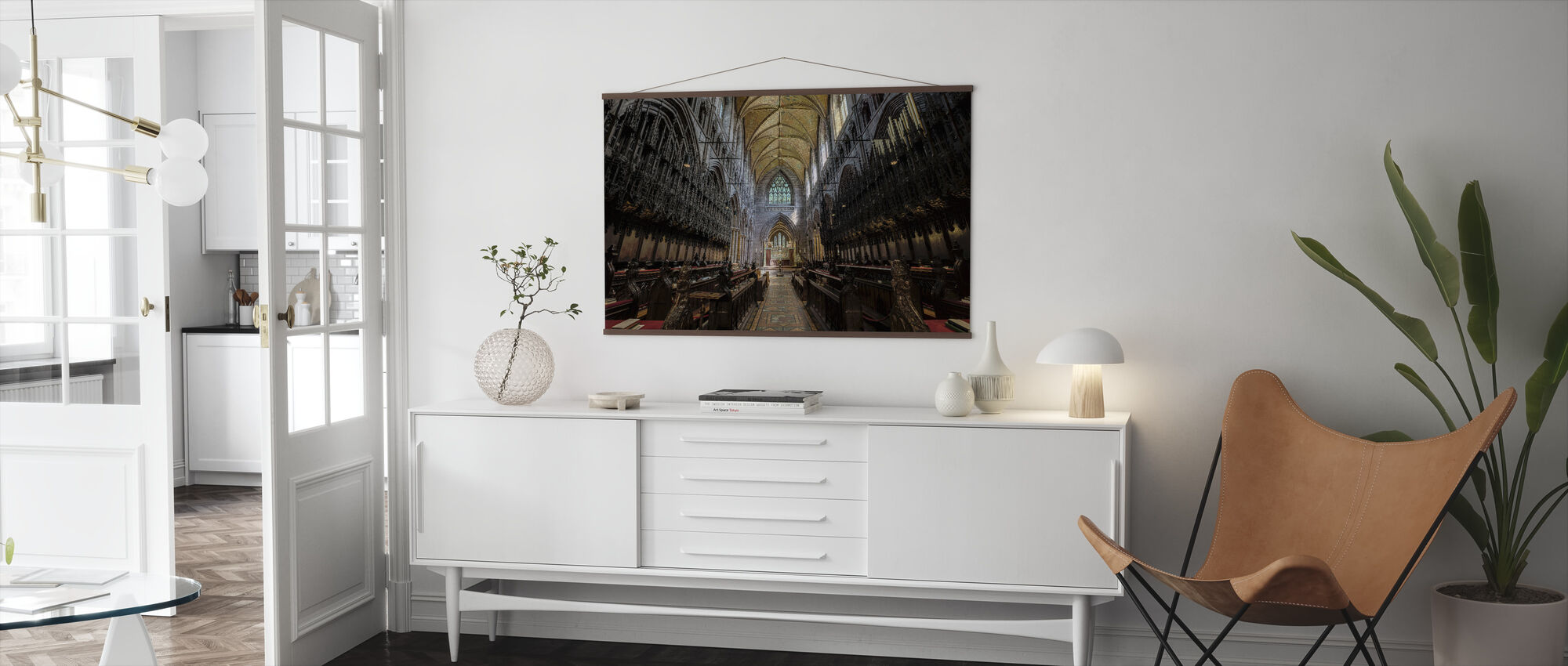Chester Cathedral - Poster - Living Room