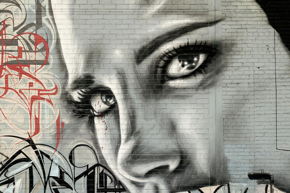 Graffiti & Street Art—popular wall murals—Photowall