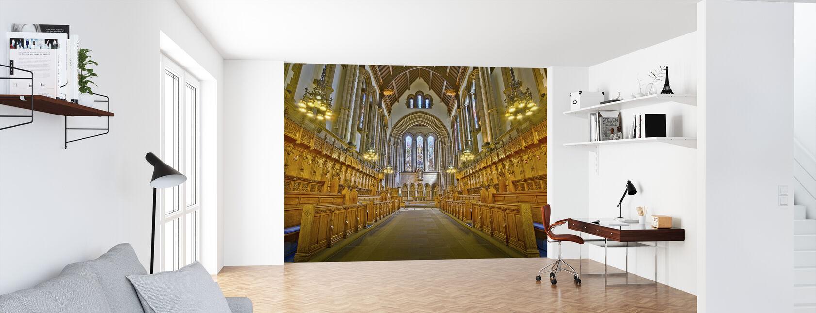 Glasgow Chapel - Wallpaper - Office