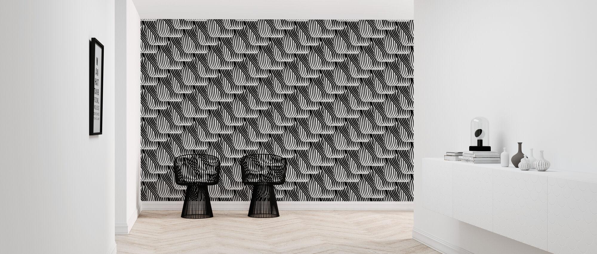 Ribbons - Wallpaper - Hallway