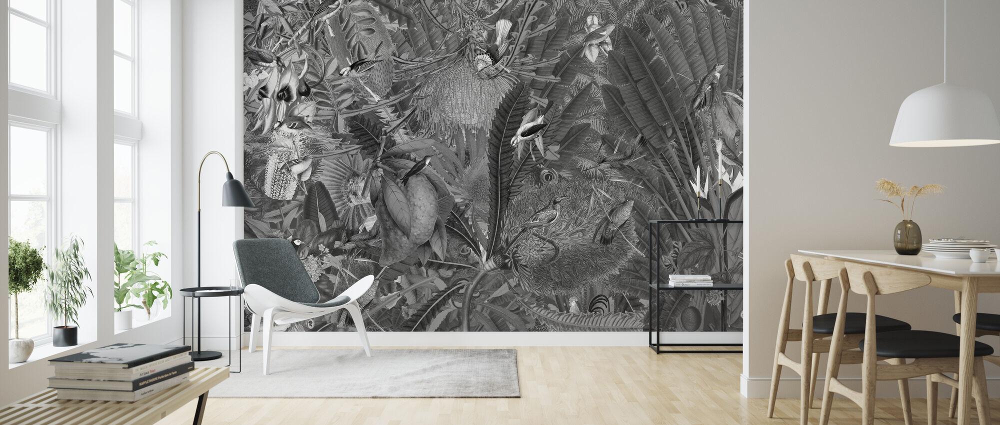 Botanix - Wallpaper - Living Room