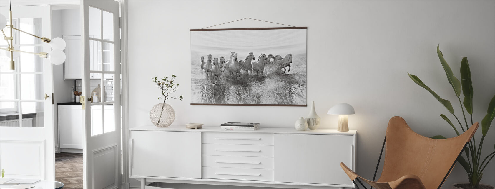 Illusion of Power (13 horse power though) - Poster - Living Room
