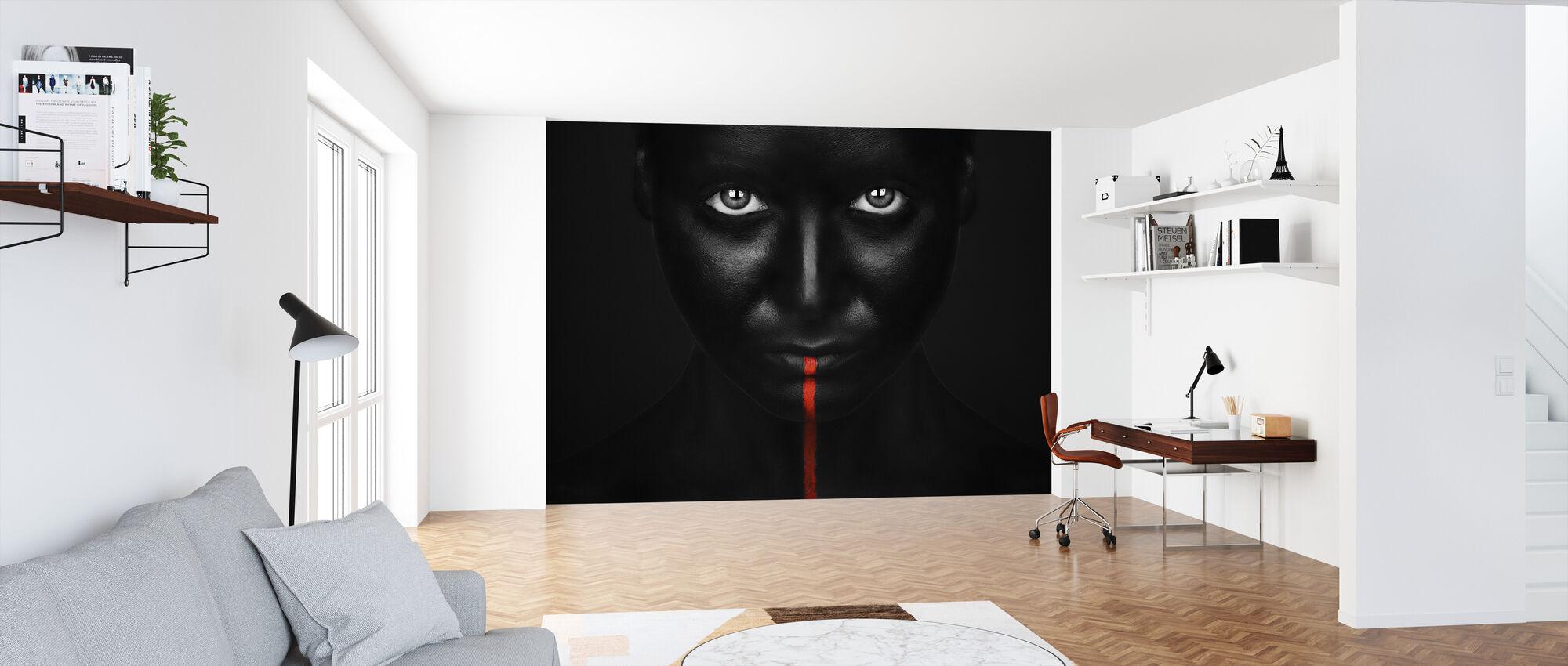 Dark Passion - Wallpaper - Office