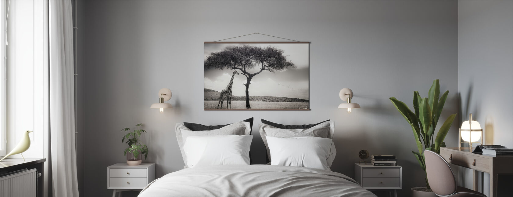 Under the African Sun - Poster - Bedroom