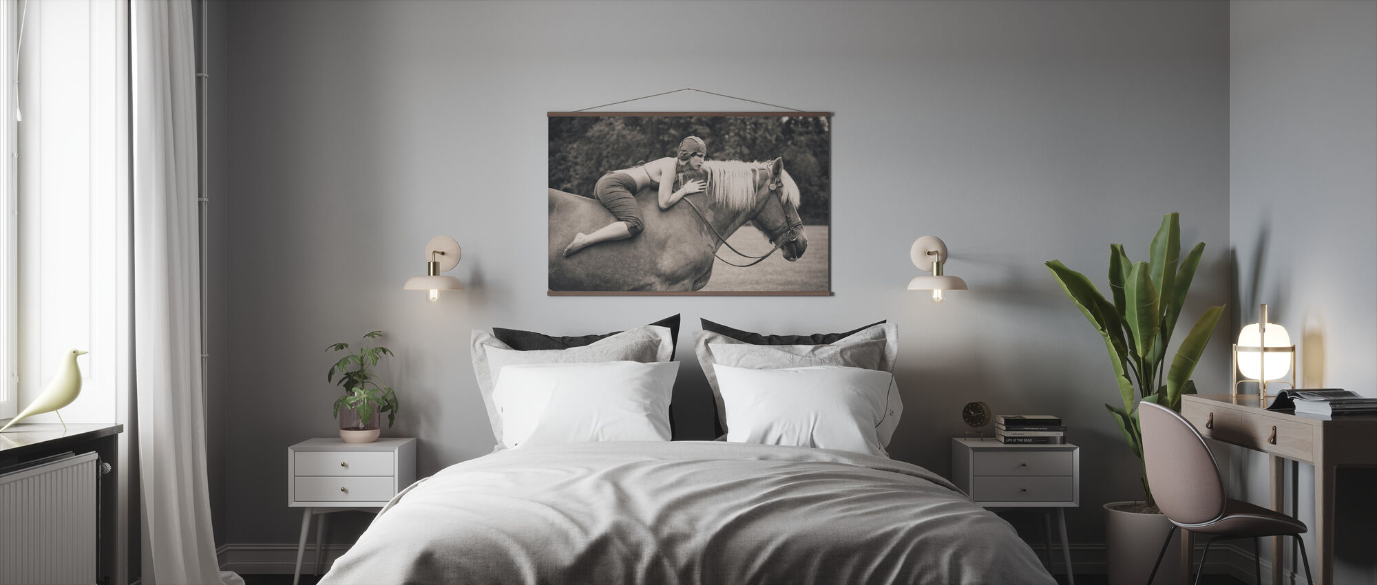 Off to the Races - Poster - Bedroom