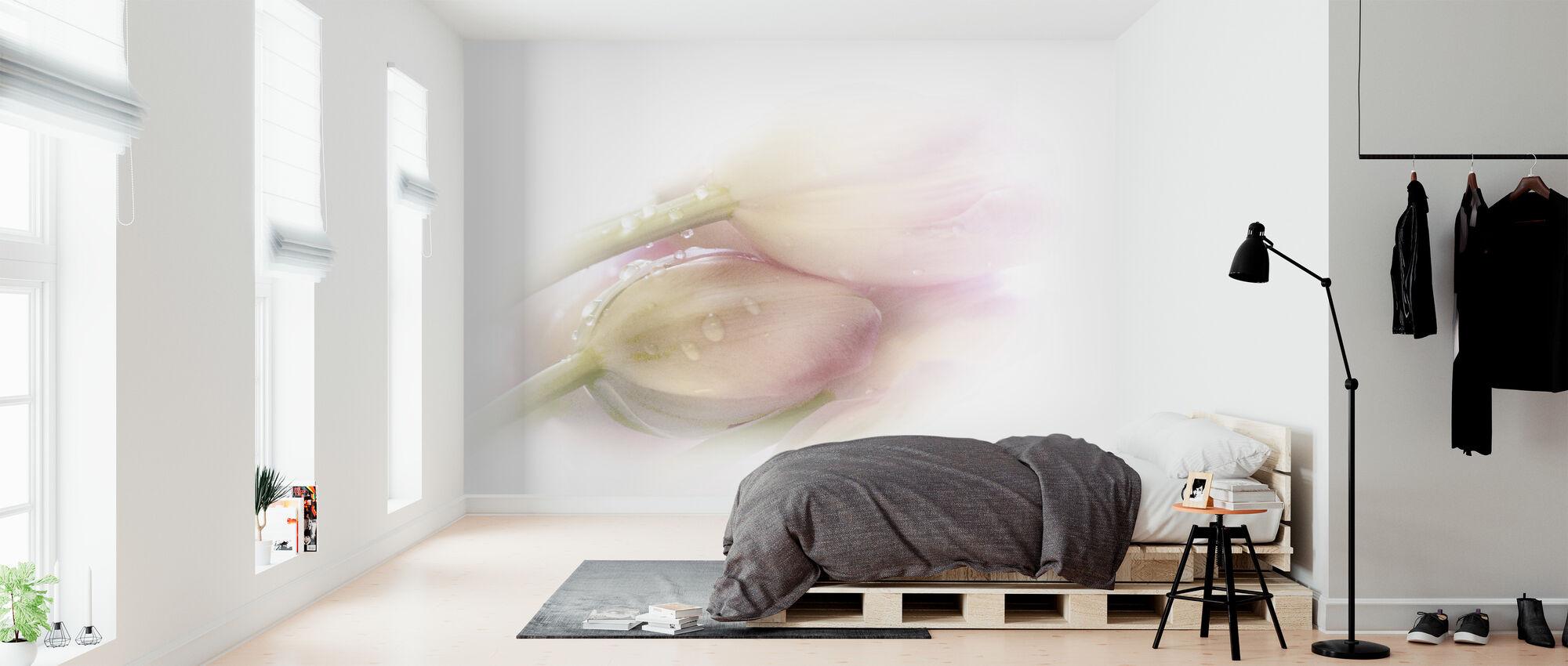 Rörande - Tapet - Sovrum