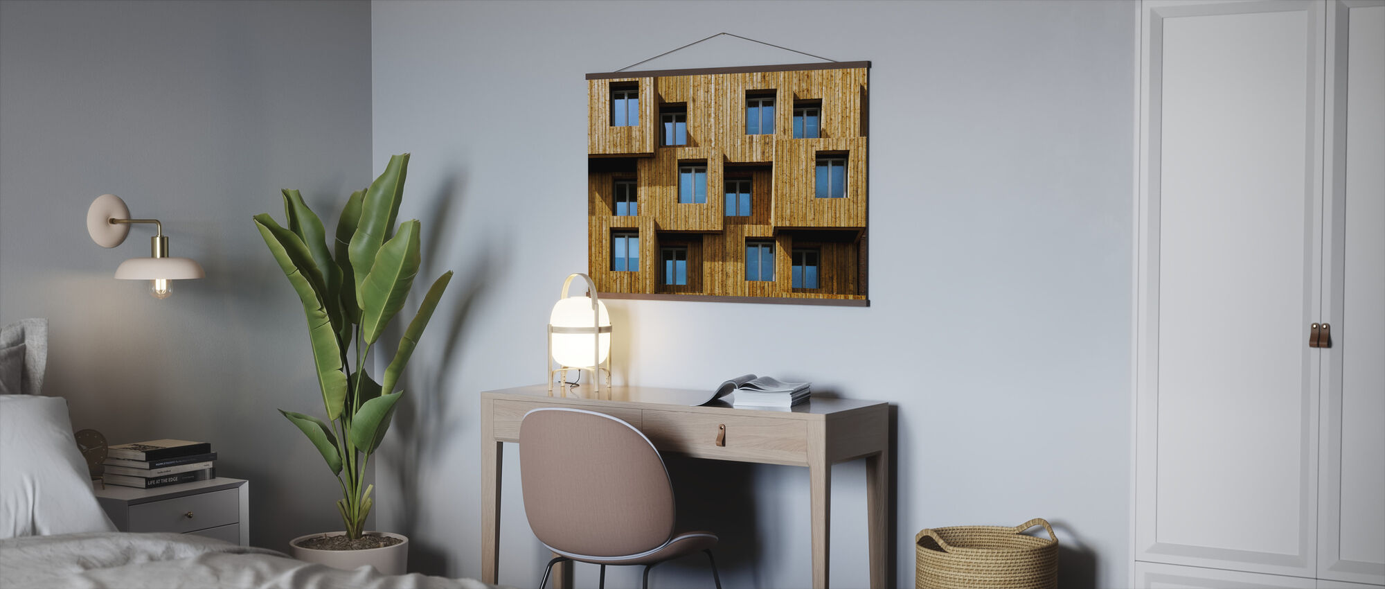 Little Boxes - Poster - Office