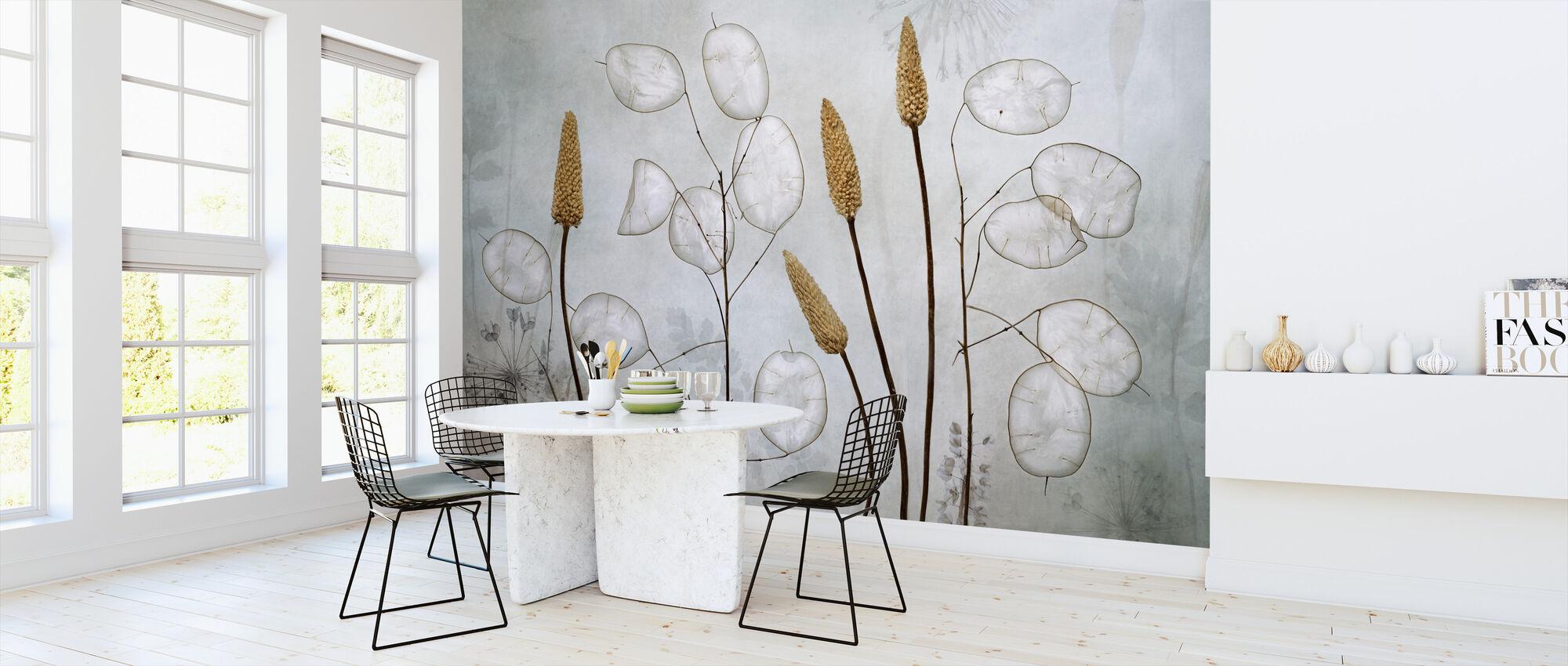 Lunaria - Wallpaper - Kitchen