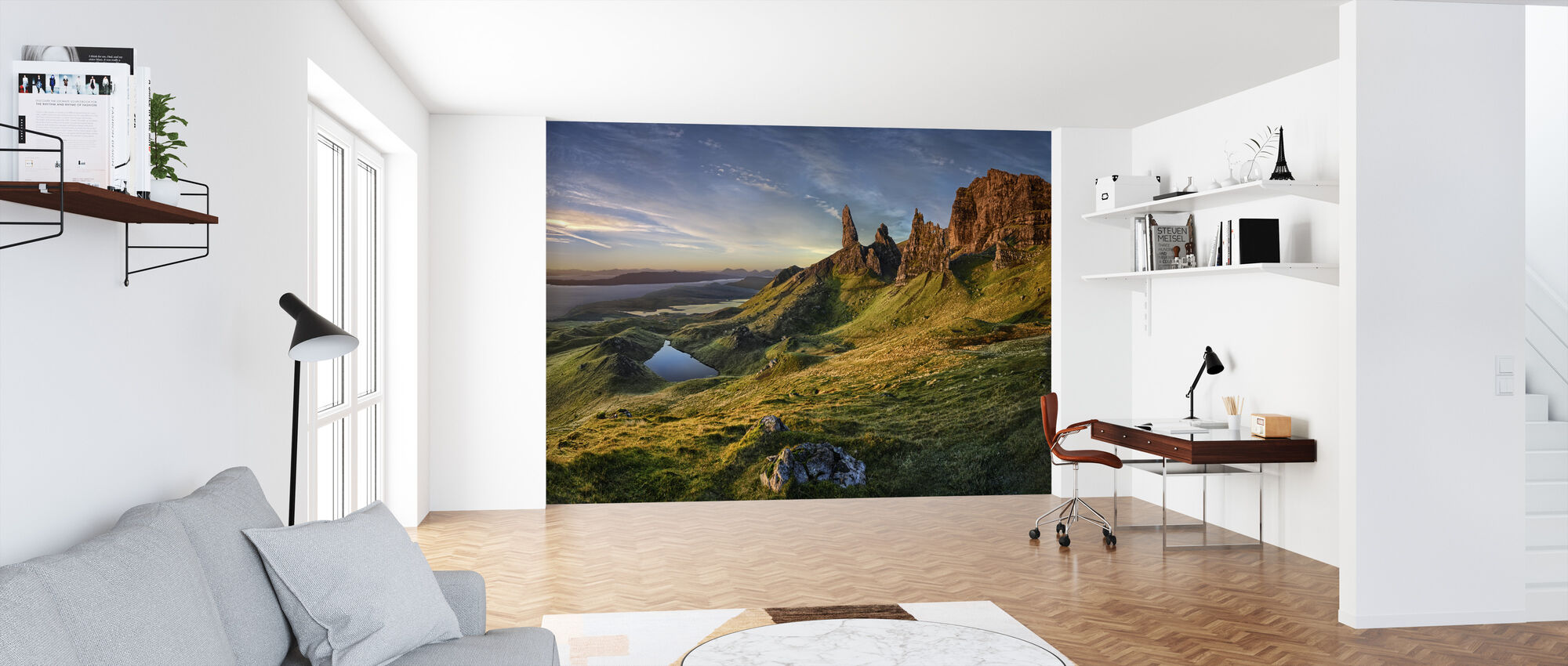 The Old Man of Storr - Wallpaper - Office