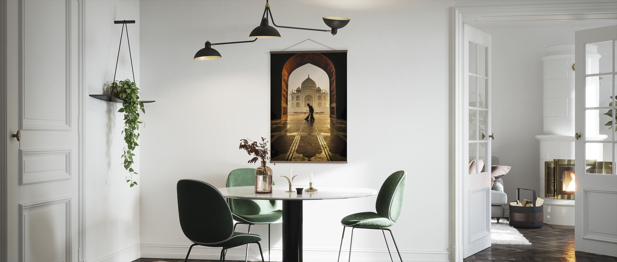 Taj Mahal Cleaner - Poster - Kitchen