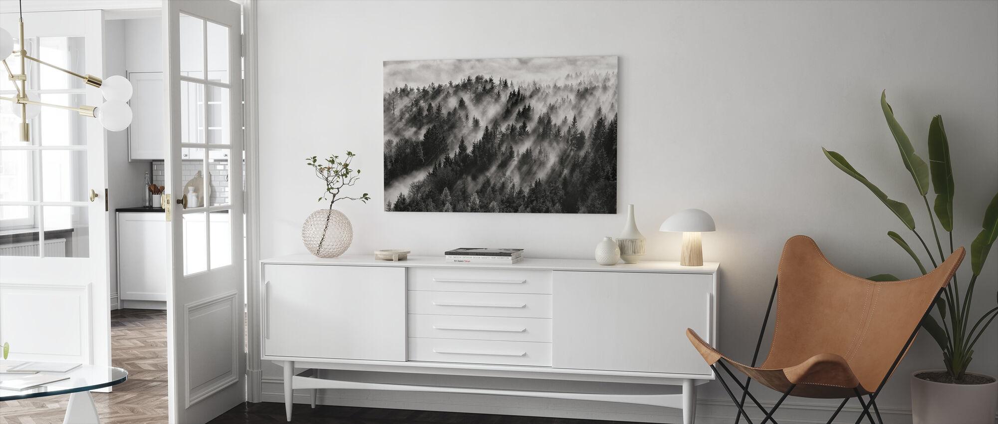 Sundance No.1 - Canvas print - Living Room