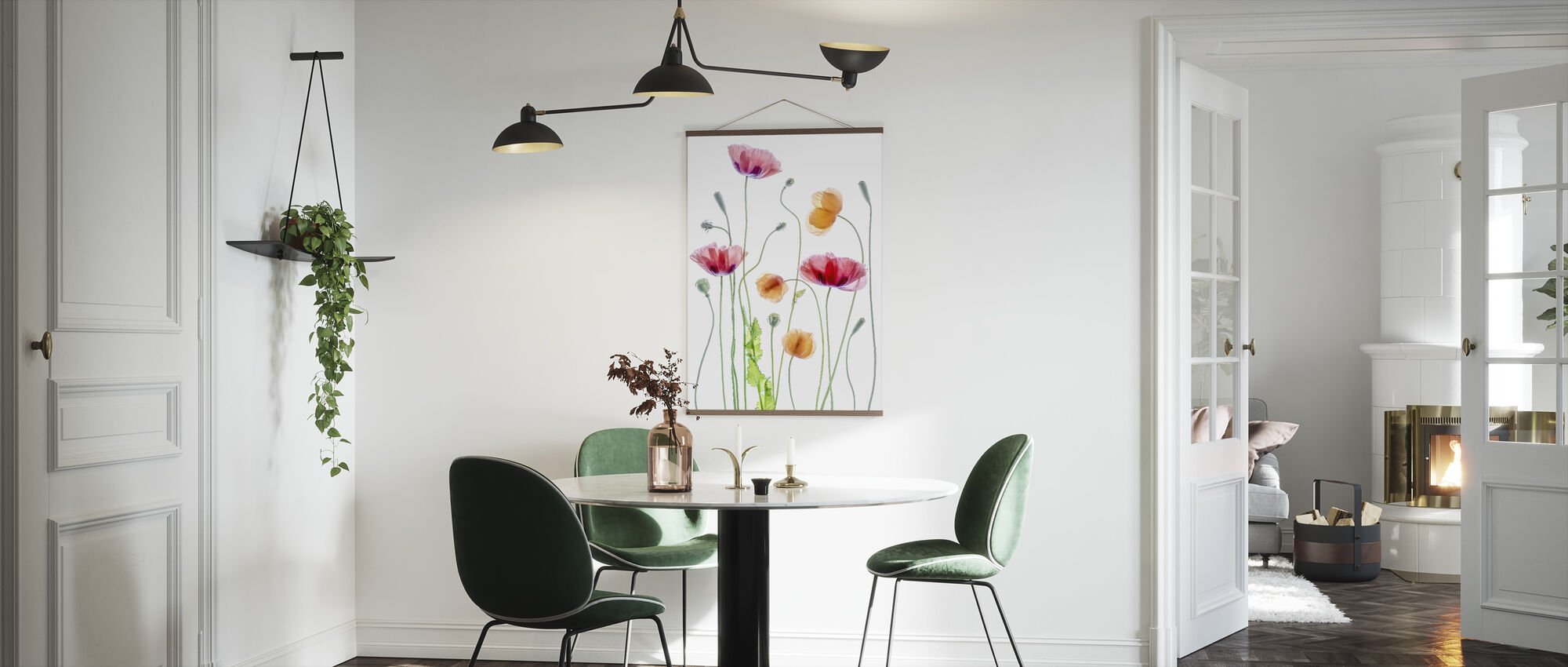 Poppies - Poster - Kitchen