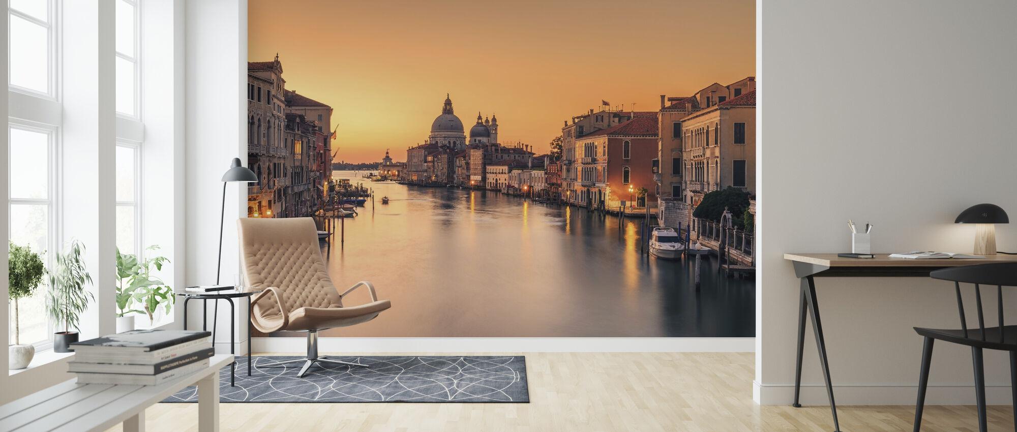 Gryning på Venedig - Tapet - Vardagsrum
