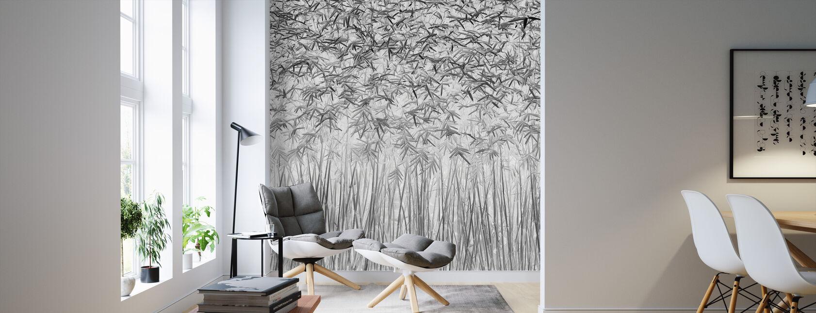 Parallelism - Wallpaper - Living Room