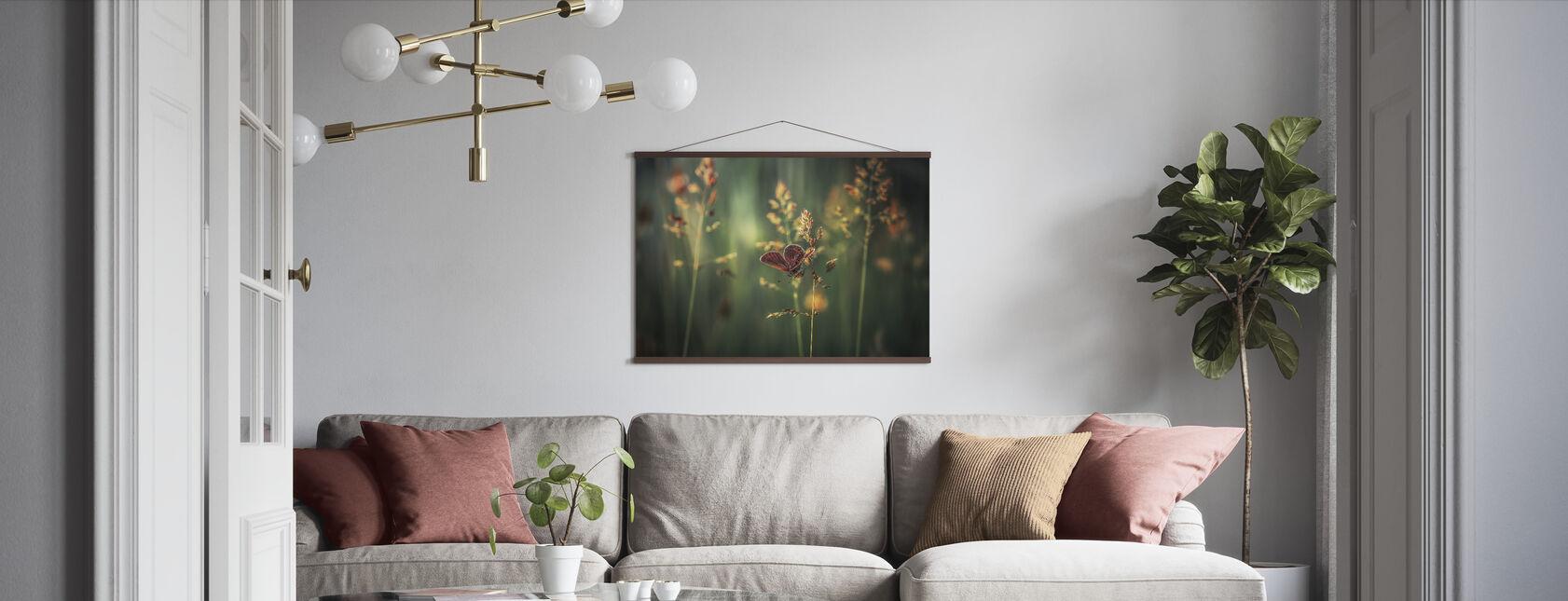 Sista ljuset - Poster - Vardagsrum