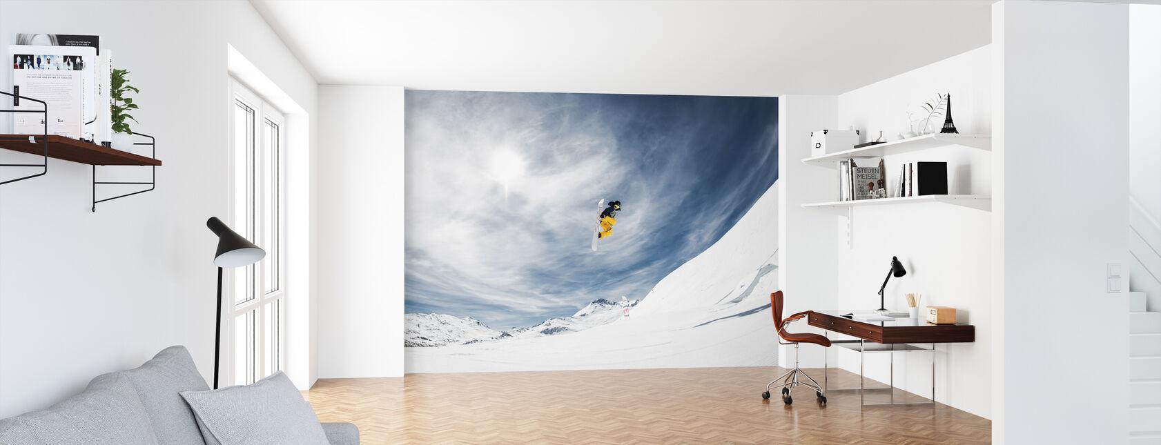 One Fine Method Grab - Wallpaper - Office