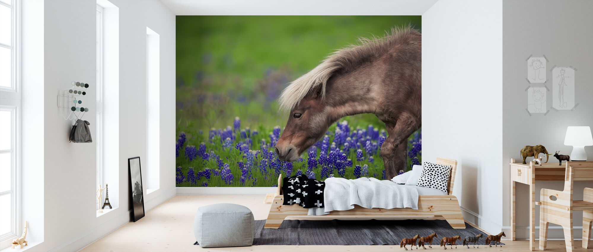Spring Is In The Air High Quality Wall Murals With Free Us