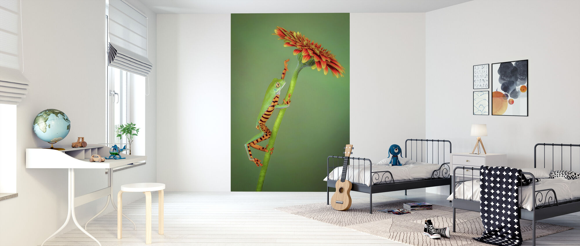 The Climber - Wallpaper - Kids Room