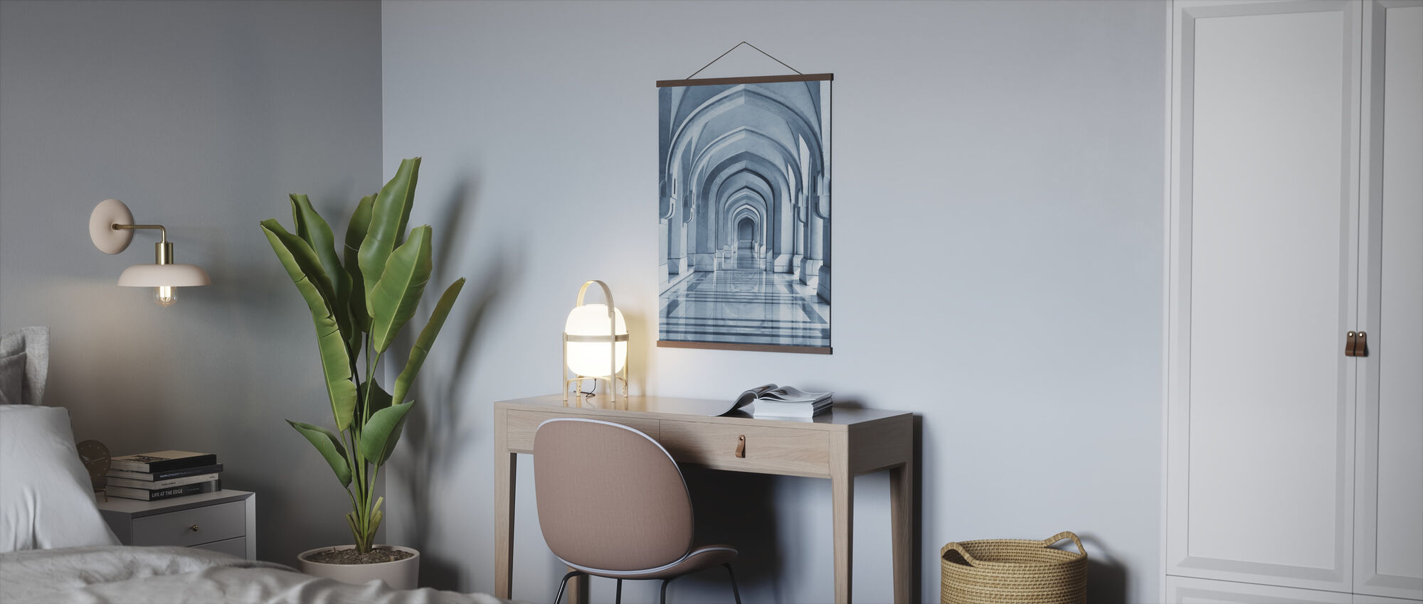 Portico - Poster - Office