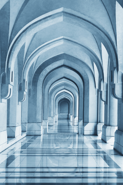 Kuva Portico Tapetit / tapetti 100 x 100 cm