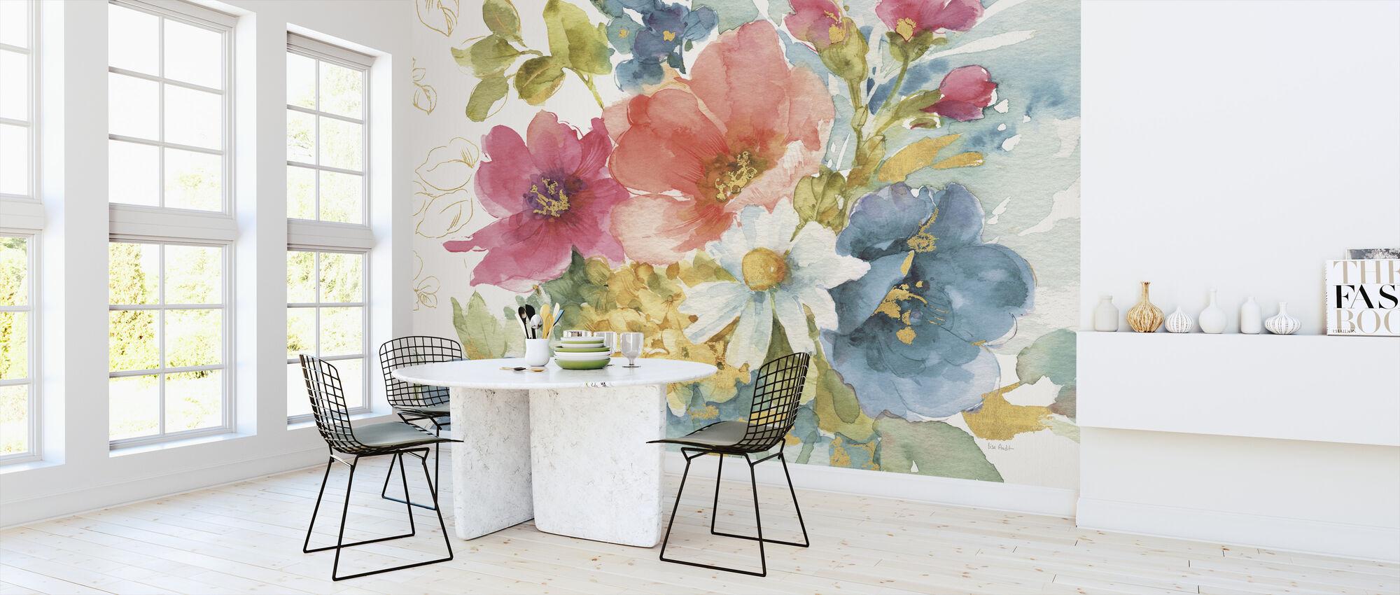 My Garden Bouquet I - Wallpaper - Kitchen