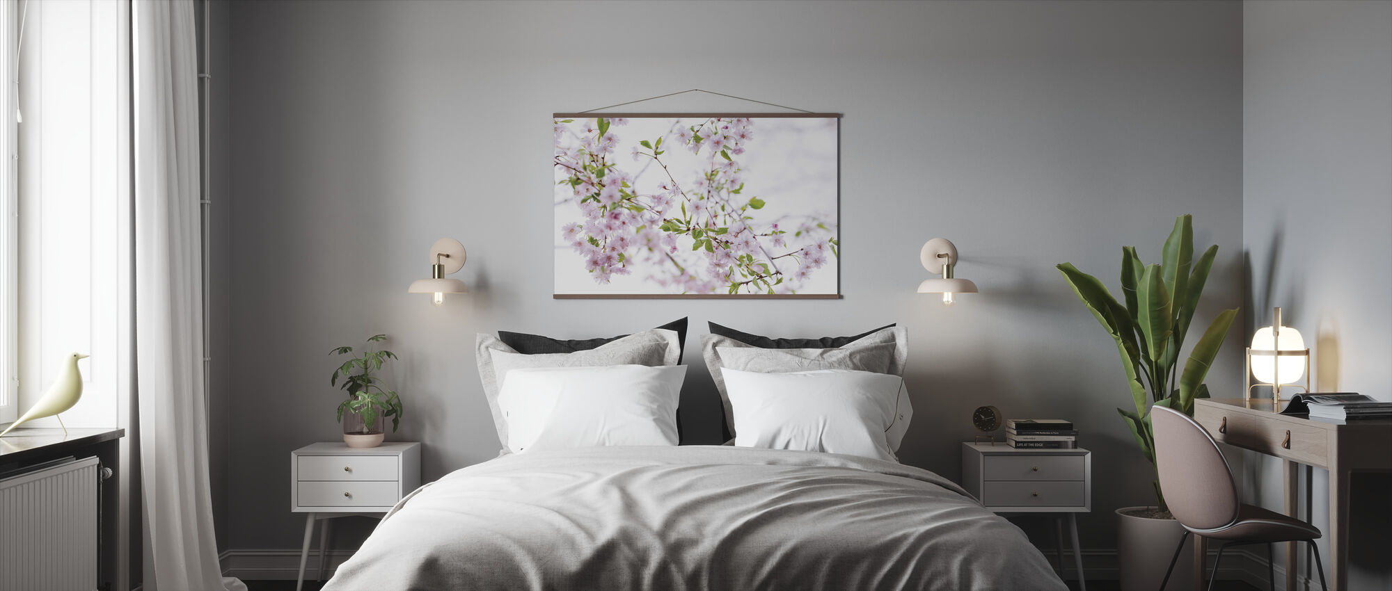 Spring Branches I - Poster - Bedroom