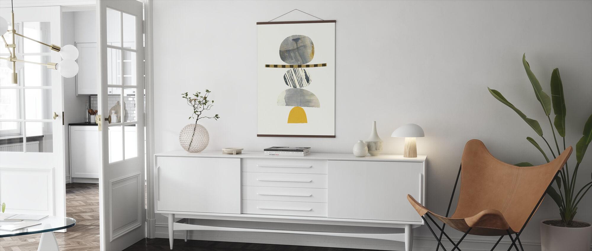 Balance II - Poster - Living Room