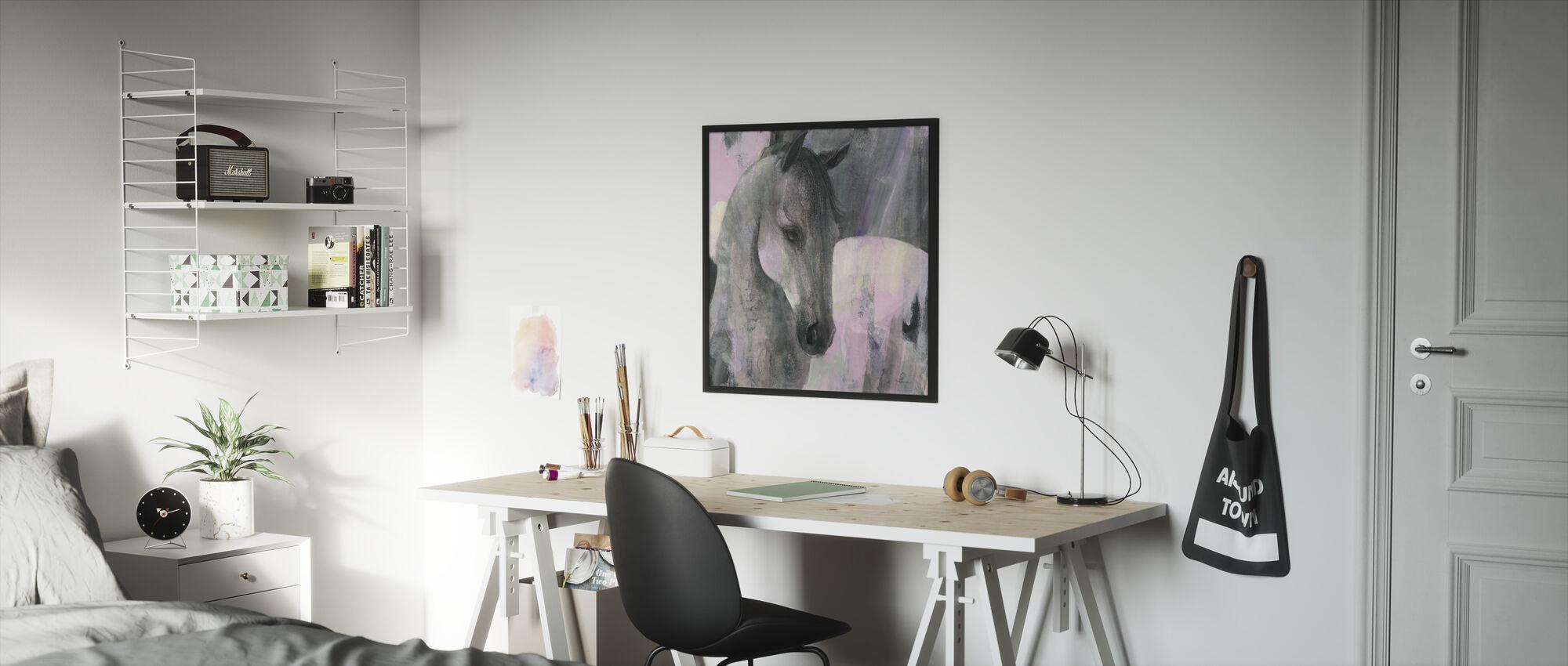 Gallant - Framed print - Kids Room