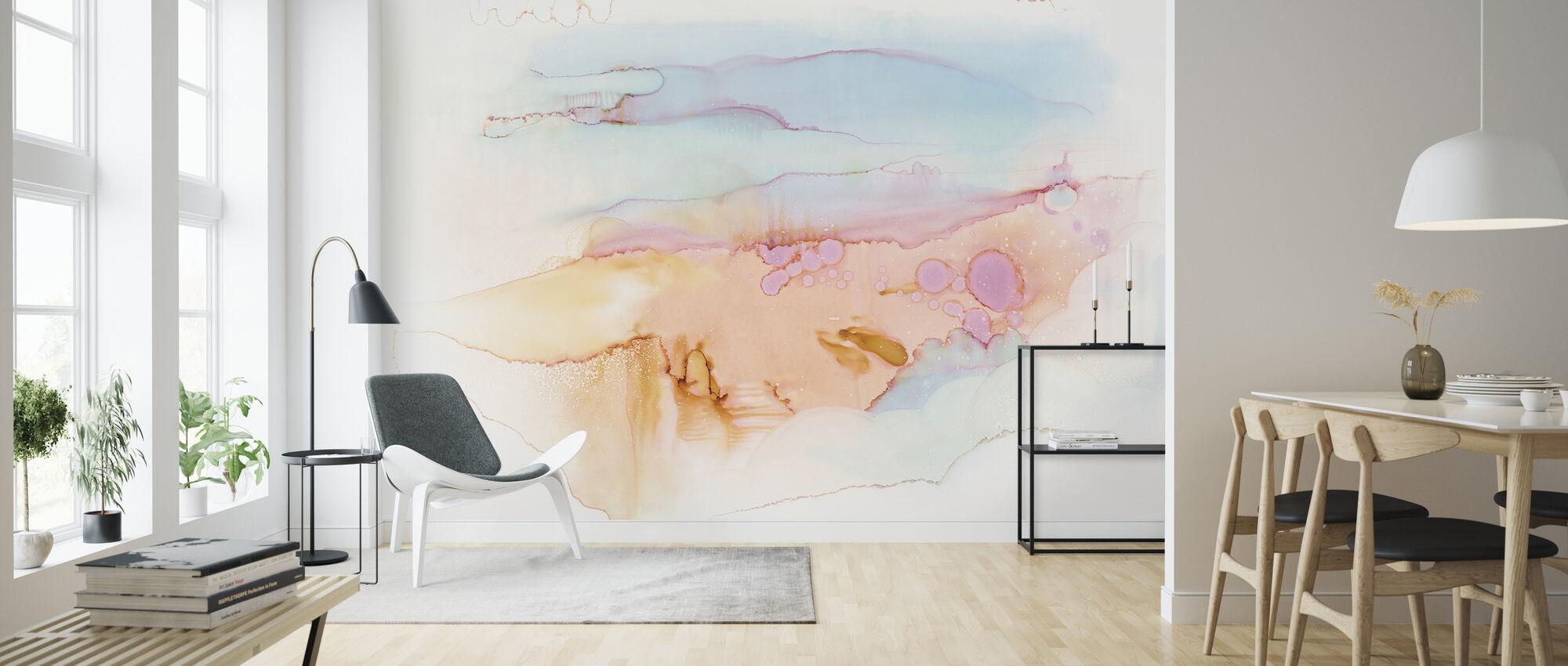 Mist in the Morning - Wallpaper - Living Room