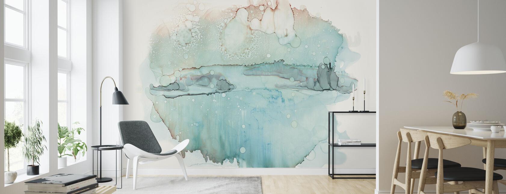 Stars at Night - Wallpaper - Living Room