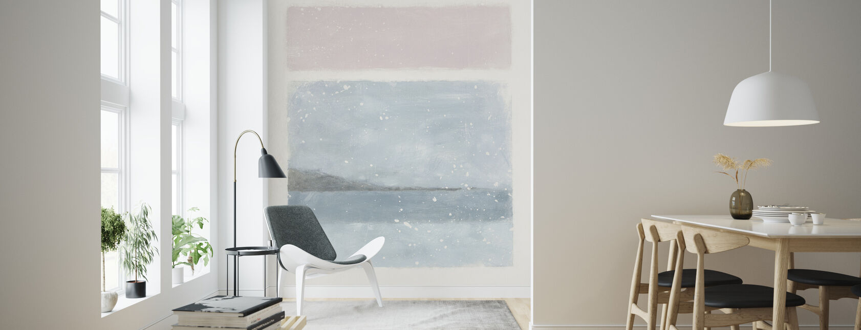 Layers - Wallpaper - Living Room