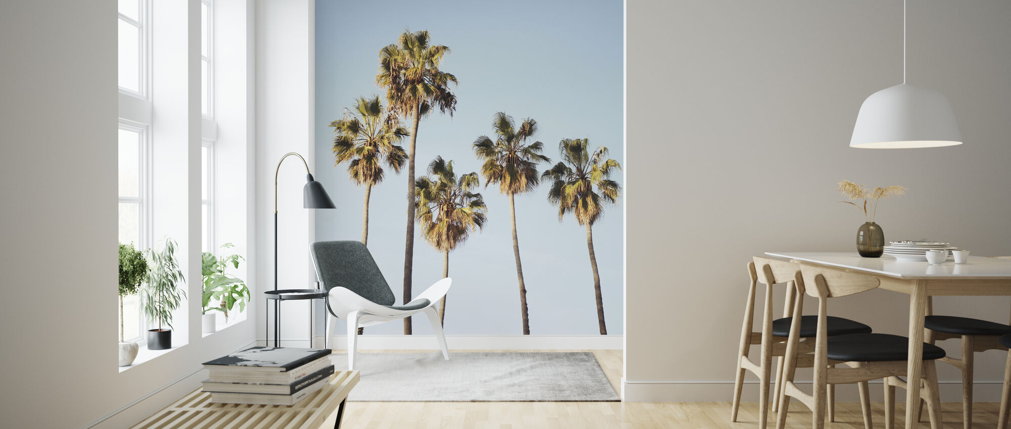 Endless Summer II - Wallpaper - Living Room
