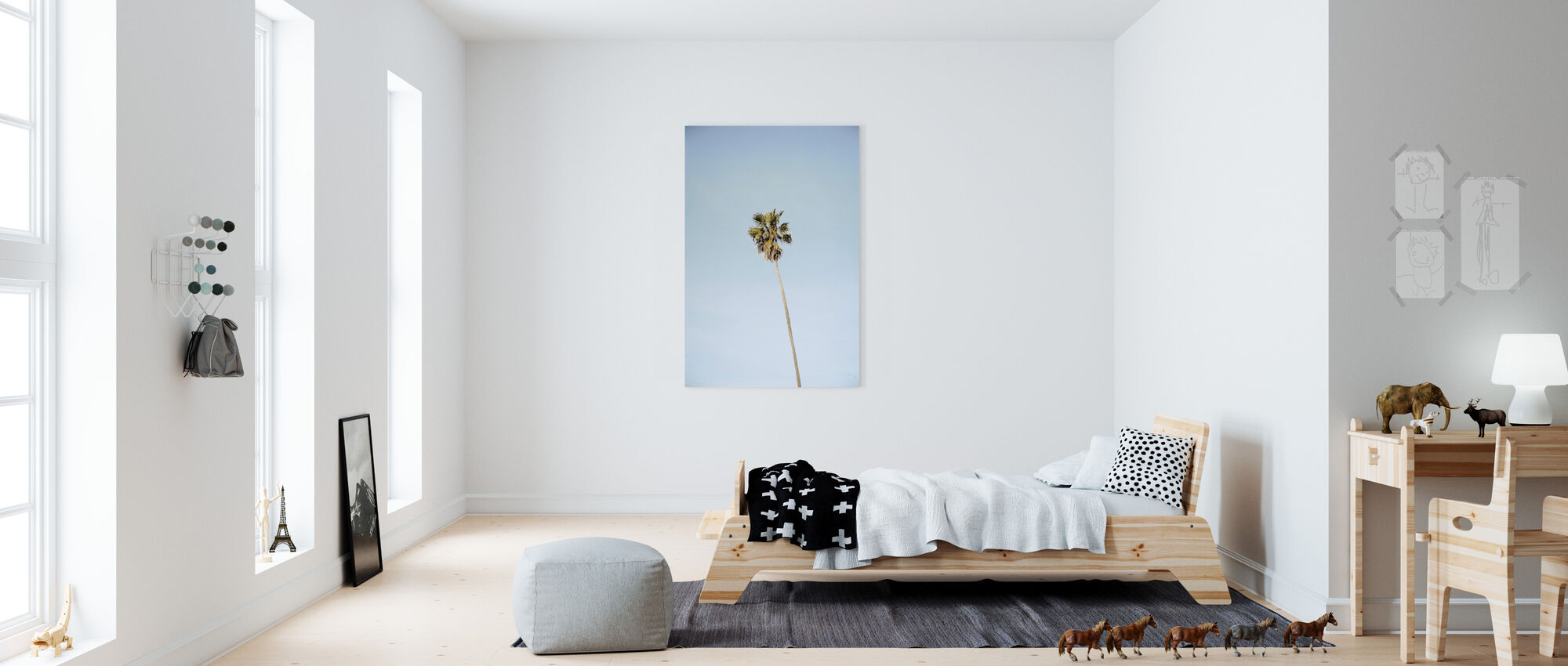 Endless Summer III - Canvas print - Kids Room