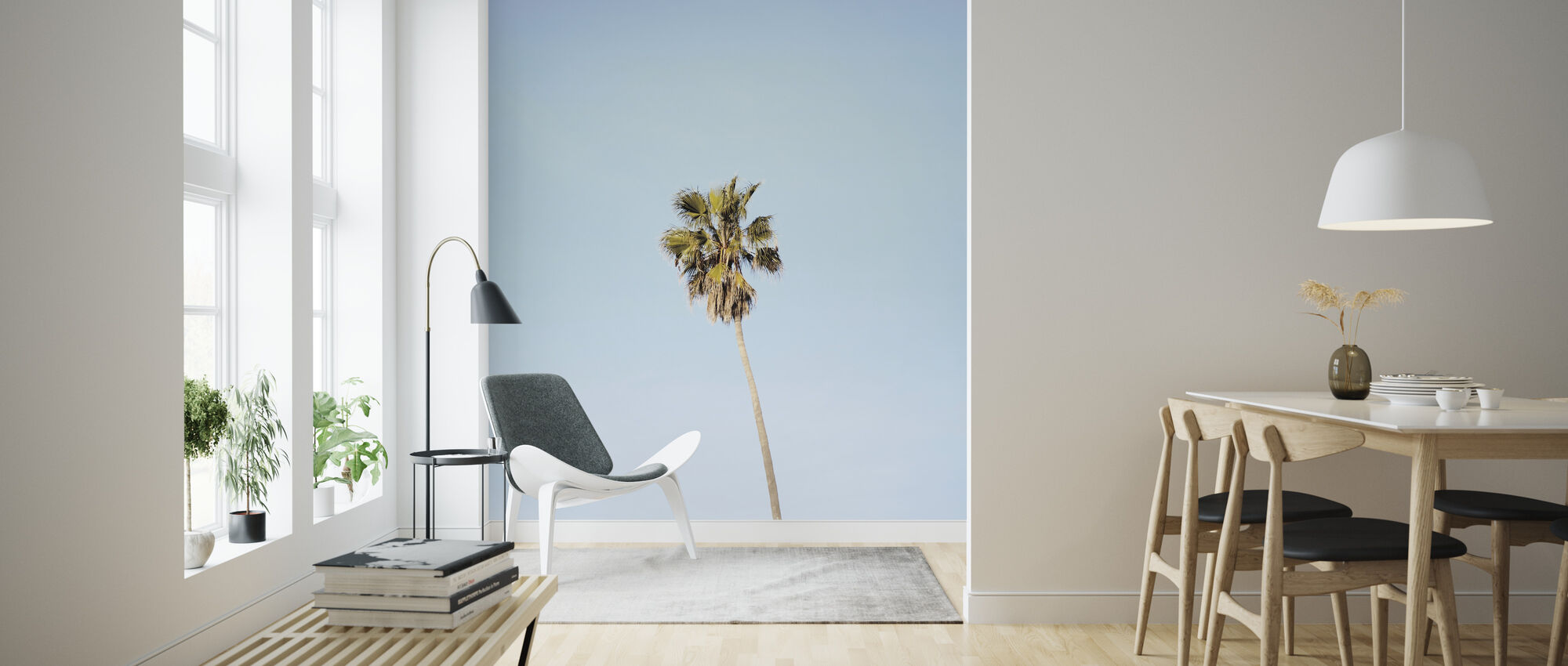 Endless Summer III - Wallpaper - Living Room