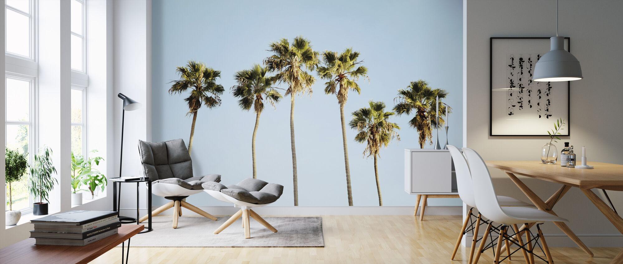 Endless Summer V - Wallpaper - Living Room