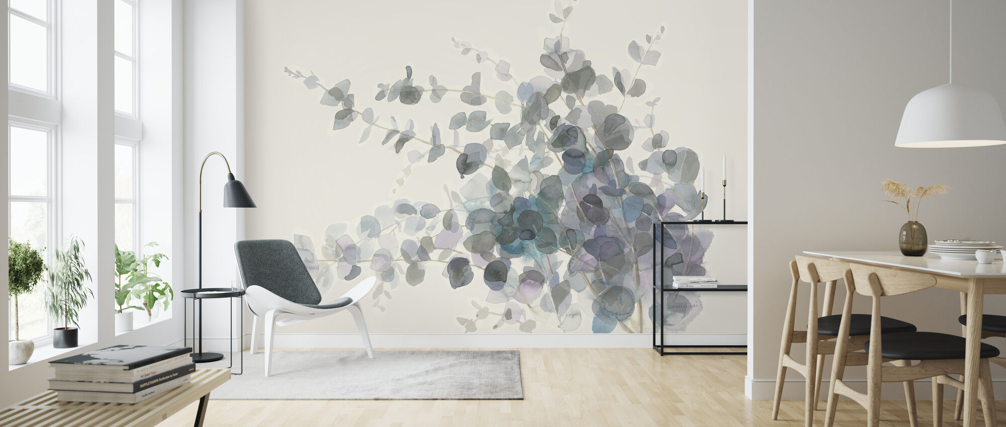Scented Spring I - Wallpaper - Living Room