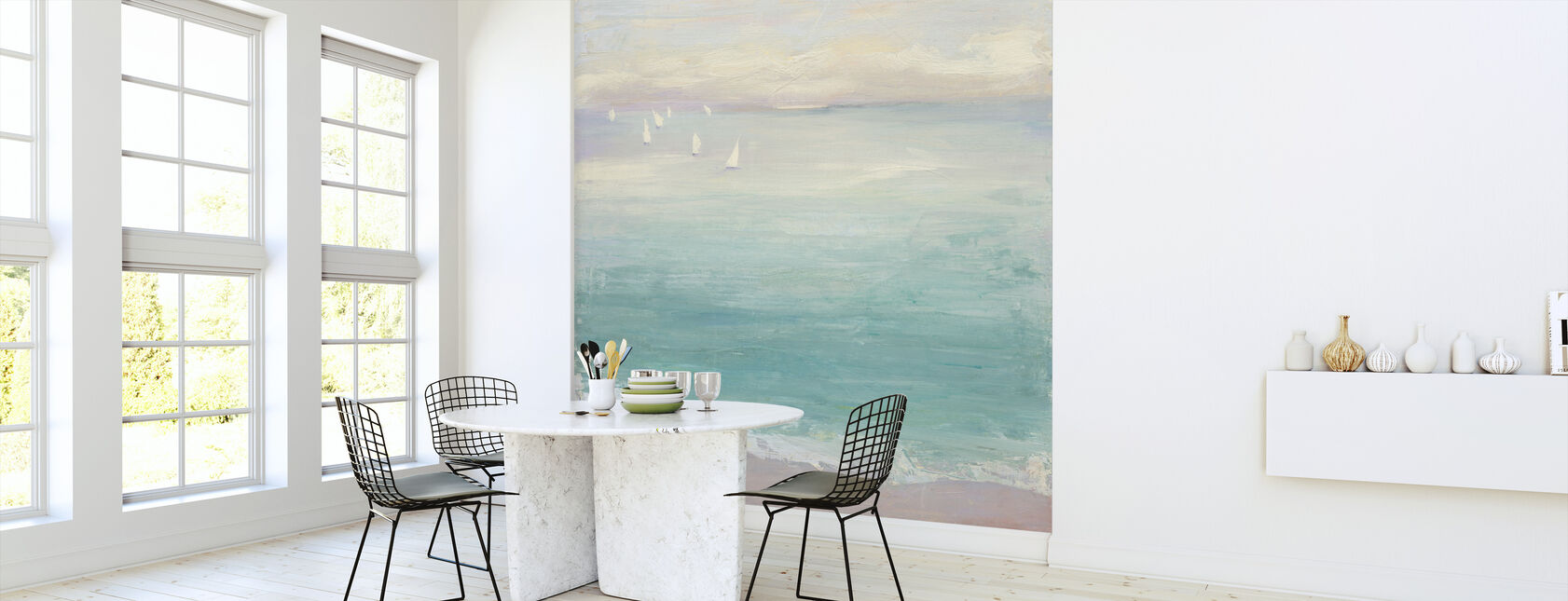 From the Shore - Wallpaper - Kitchen