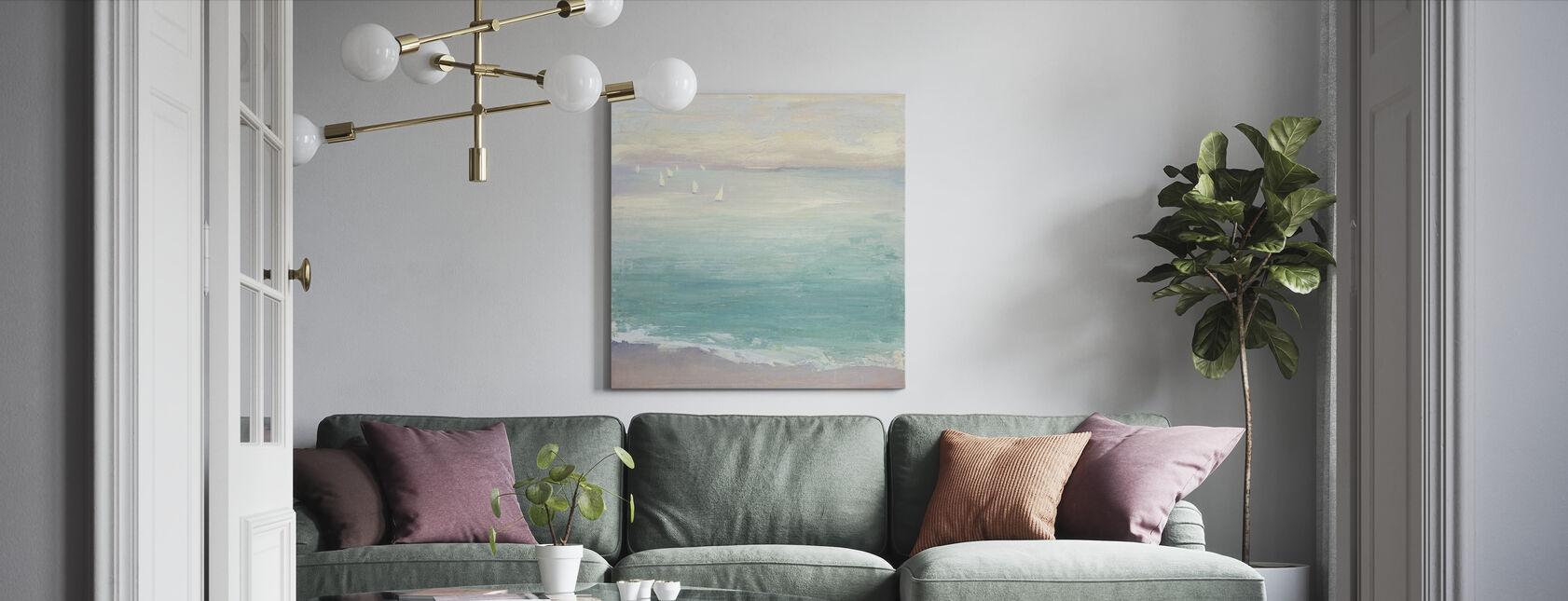 Von der Küste - Leinwandbild - Wohnzimmer