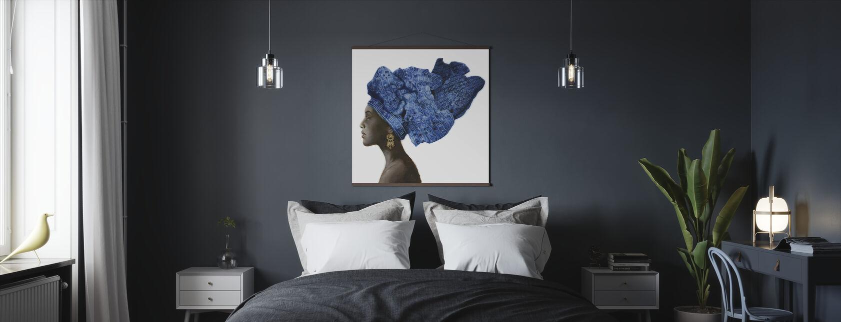 Stil pur - Poster - Schlafzimmer