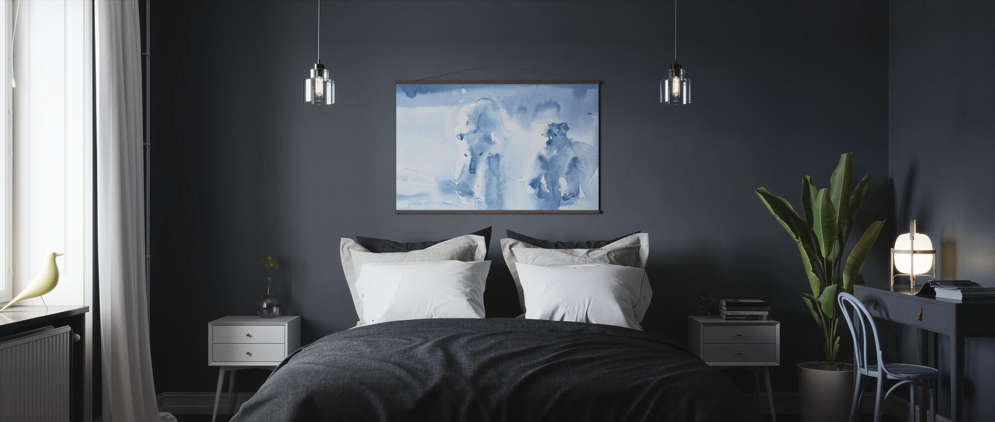 Ice Bears - Poster - Bedroom