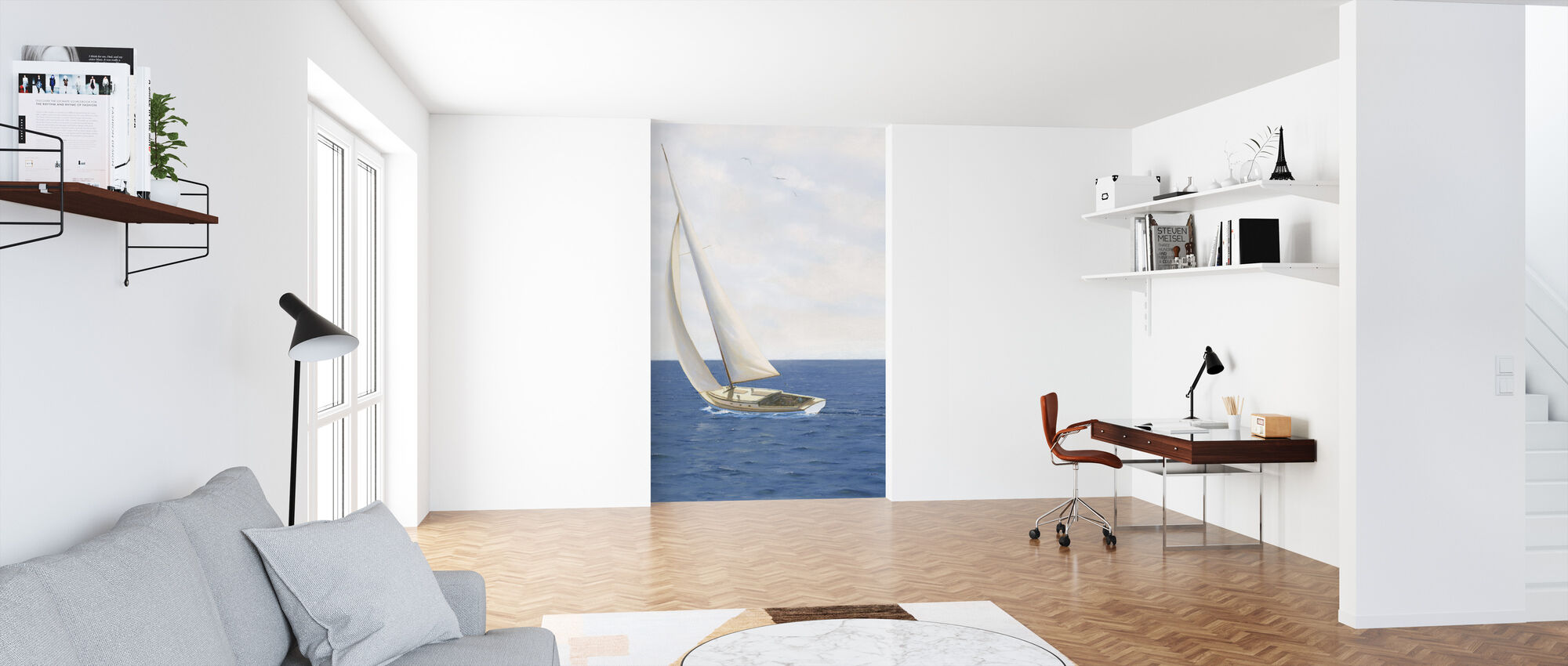 A Day at Sea II - Wallpaper - Office