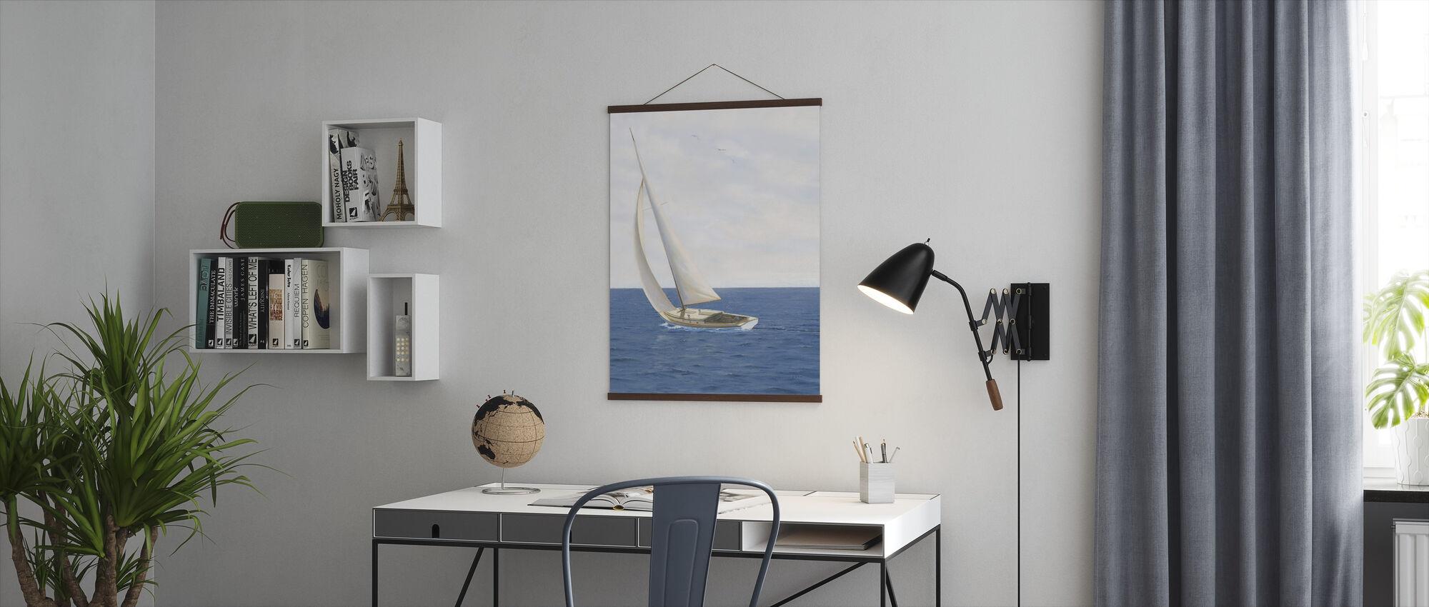 Een Dag op Zee II - Poster - Kantoor