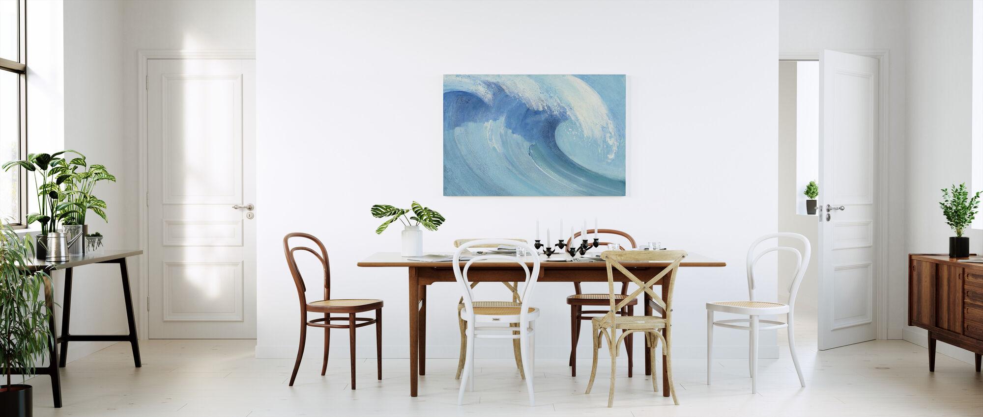 Catch a Wave - Canvas print - Kitchen